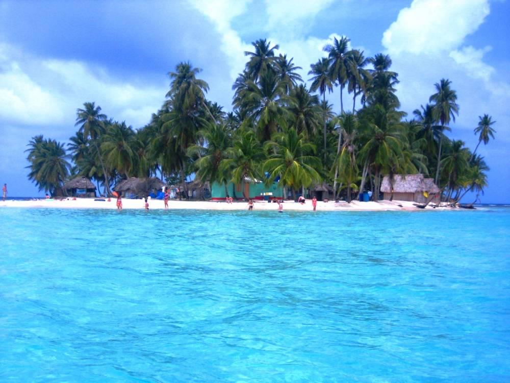 Die San Blas Inseln vor Panama sind ein echter Inseltraum