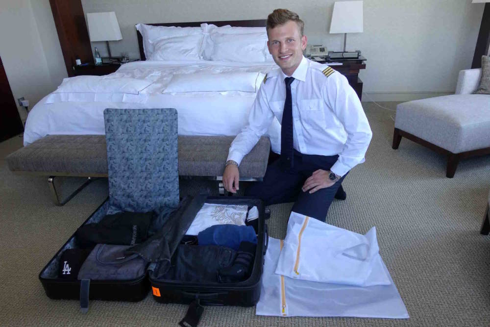 Pilot Patrick Packtipps
