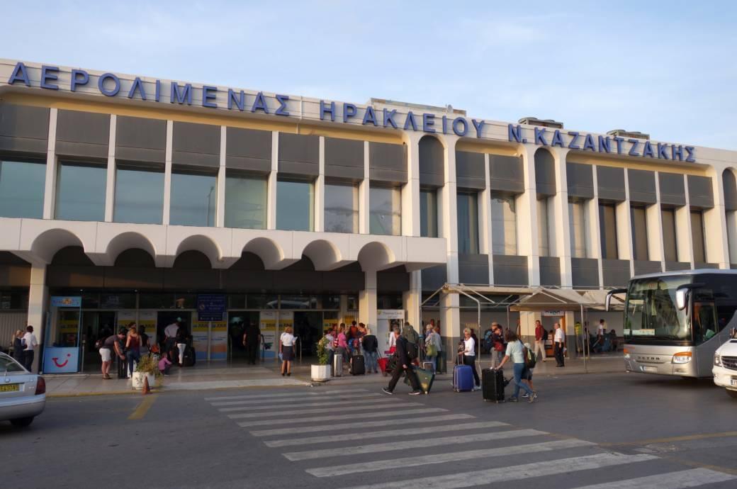 Flughafen Iraklio