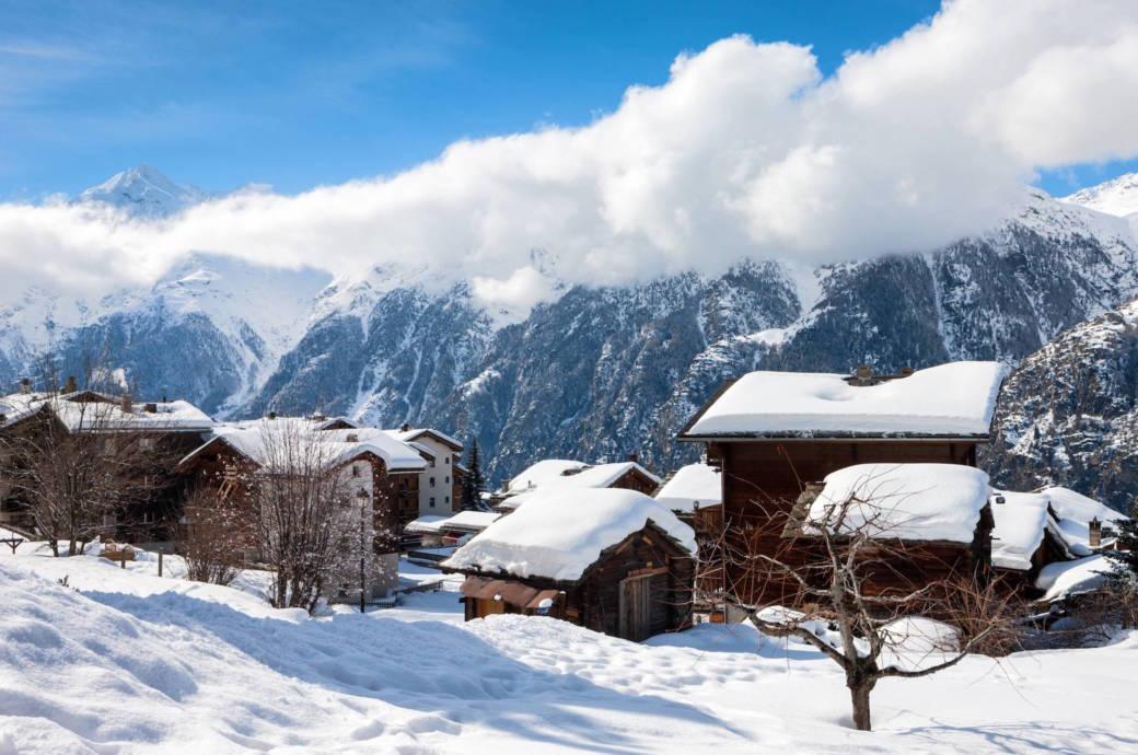 Grächen Schweiz