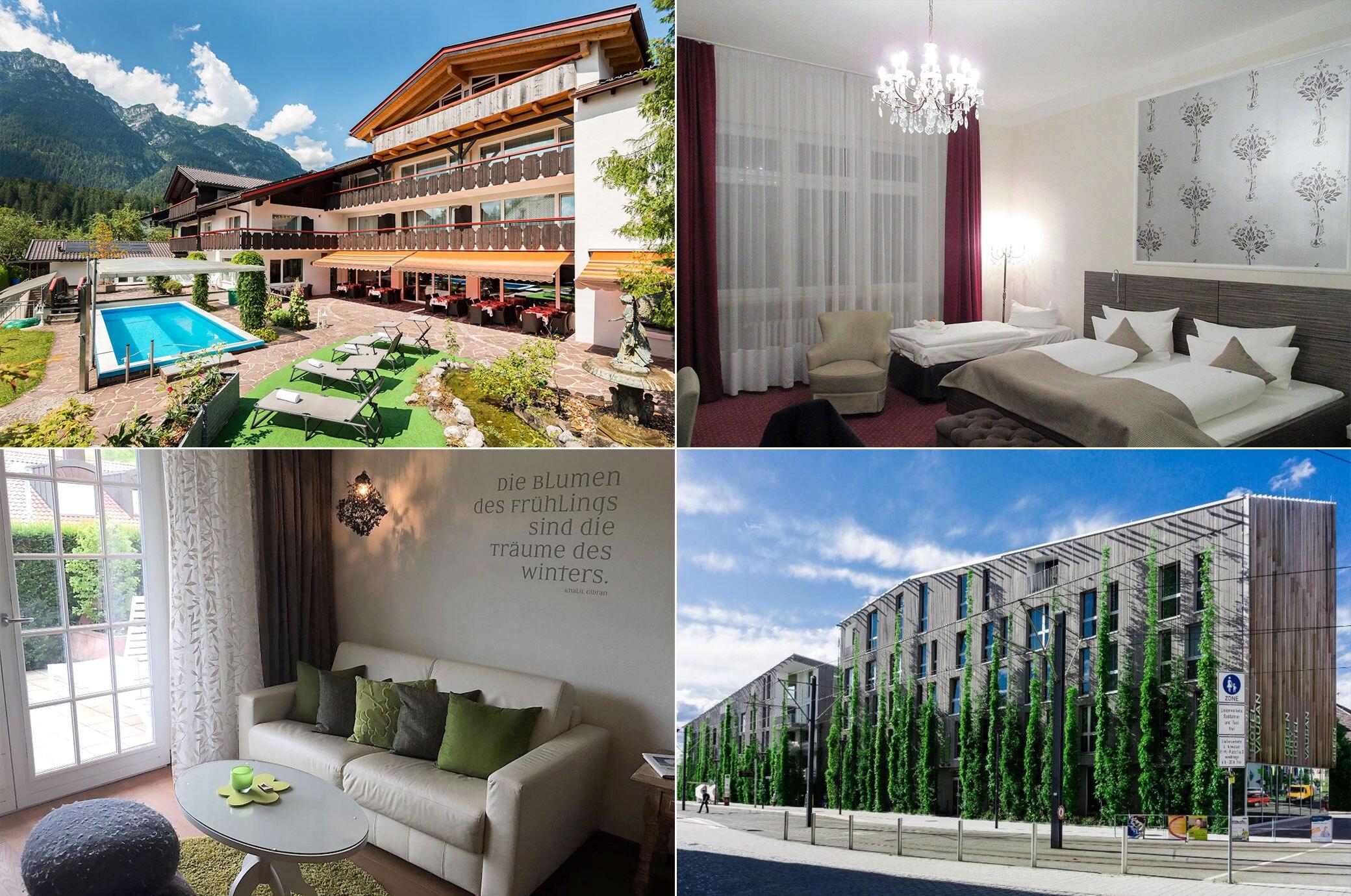die 9 besten schn ppchen hotels in deutschland travelbook. Black Bedroom Furniture Sets. Home Design Ideas