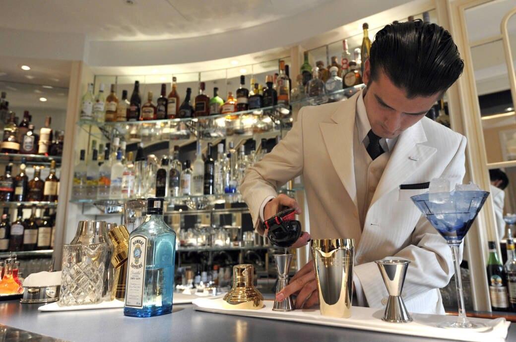 Schumann's in München ist die beste Bar Deutschlands