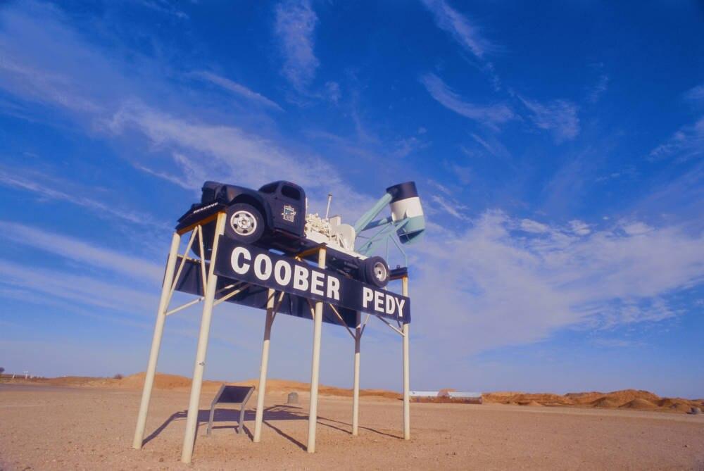 Coober Pedy, Australien