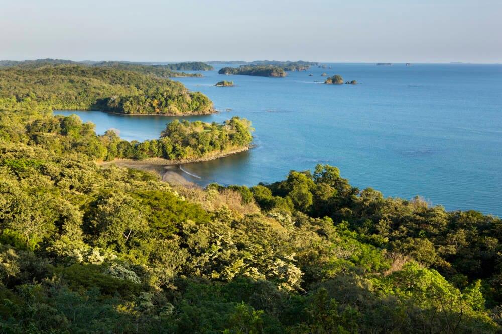 Panama, Boca Chica im Chiriqui Meeres-Nationalpark