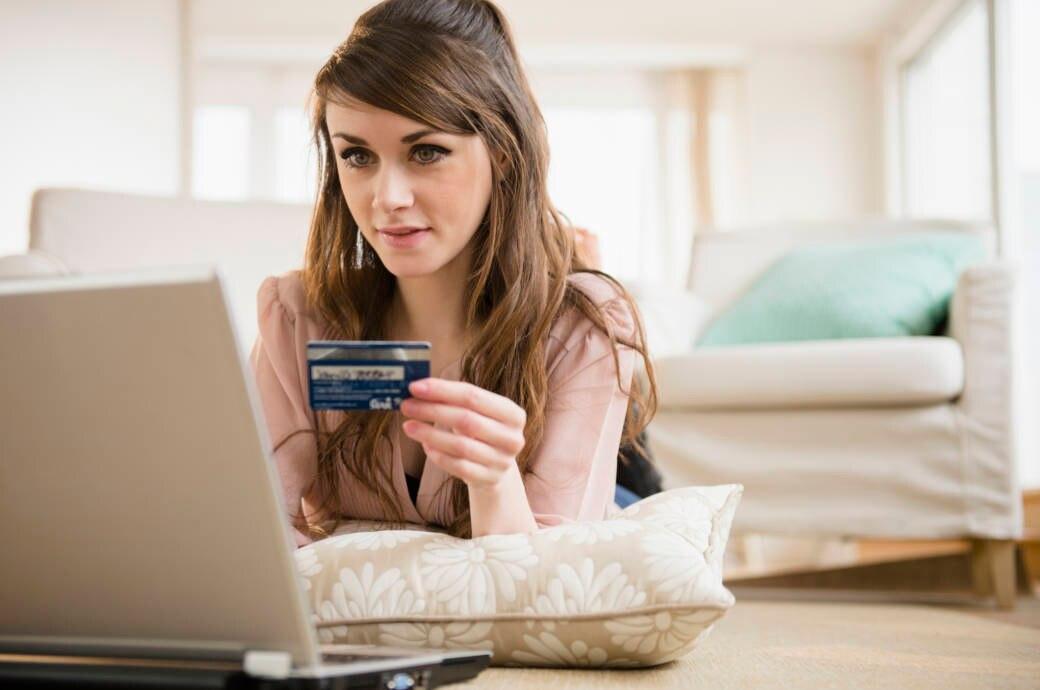 Kreditkarte, Onlinebuchung, Computer