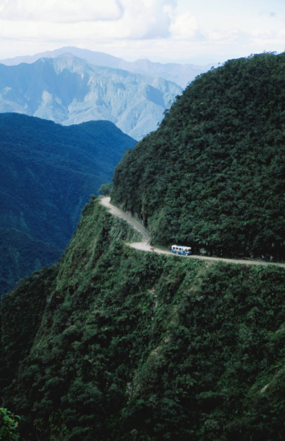 Yungas-Road Bolivien