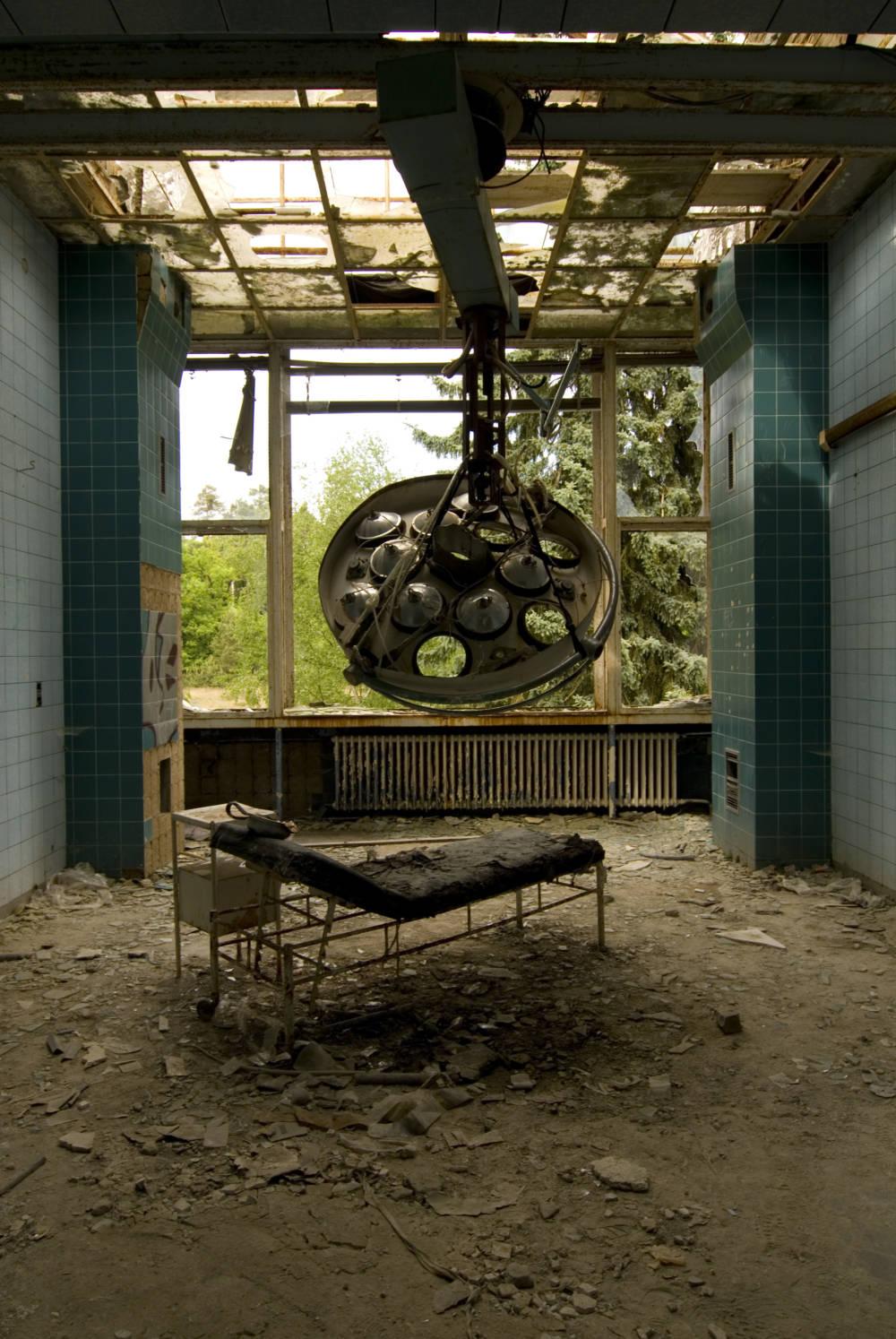 Beelitz-Heilstätten – Deutschlands gruseligste Klinik