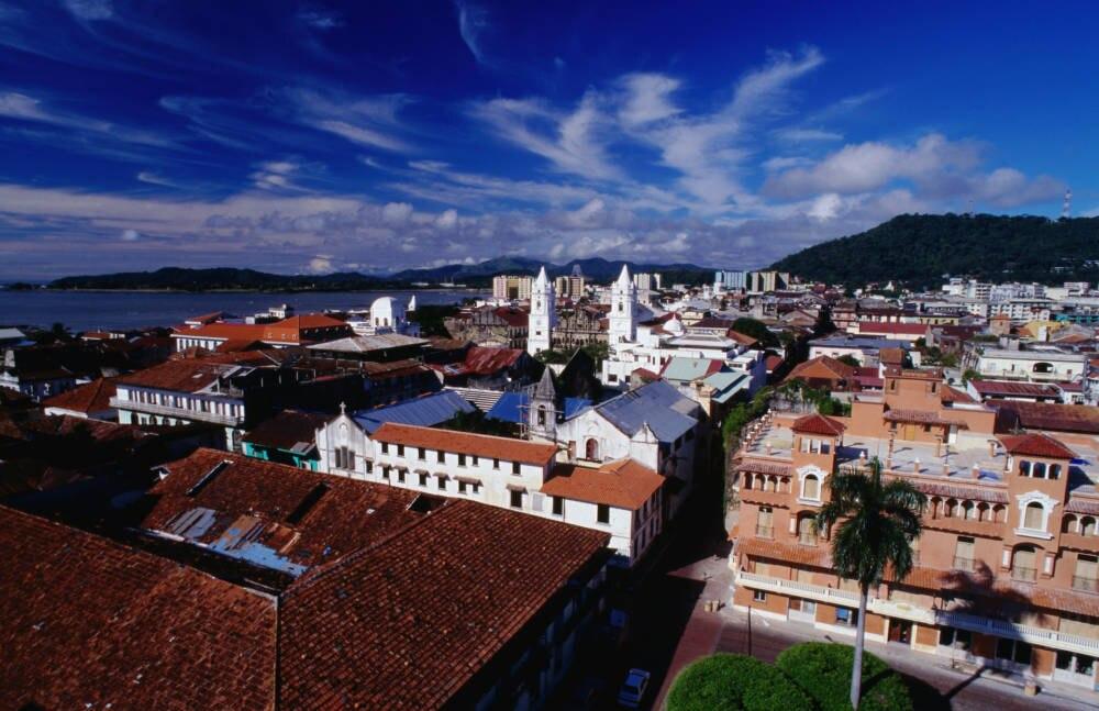 Casco Viejo ist die Altstadt von Panama City