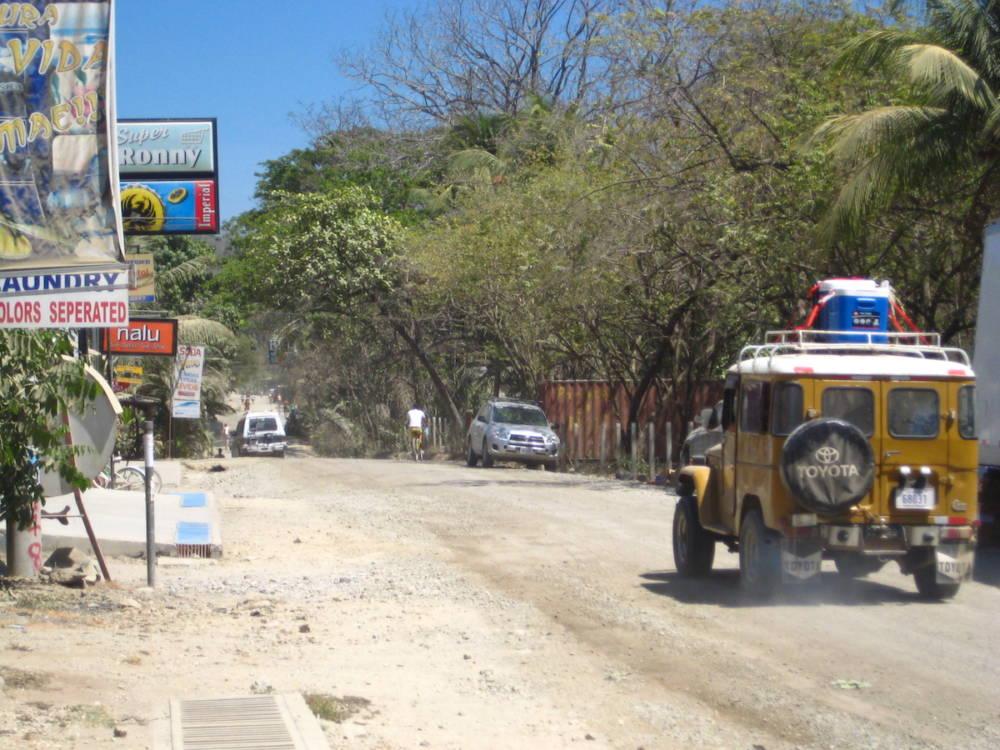 Mal País, Costa Rica