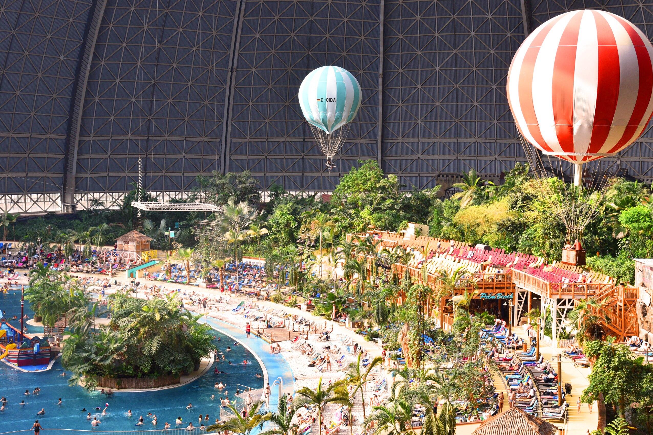 Getestet Lohnt Sich Ein Tag Im Tropical Islands Travelbook
