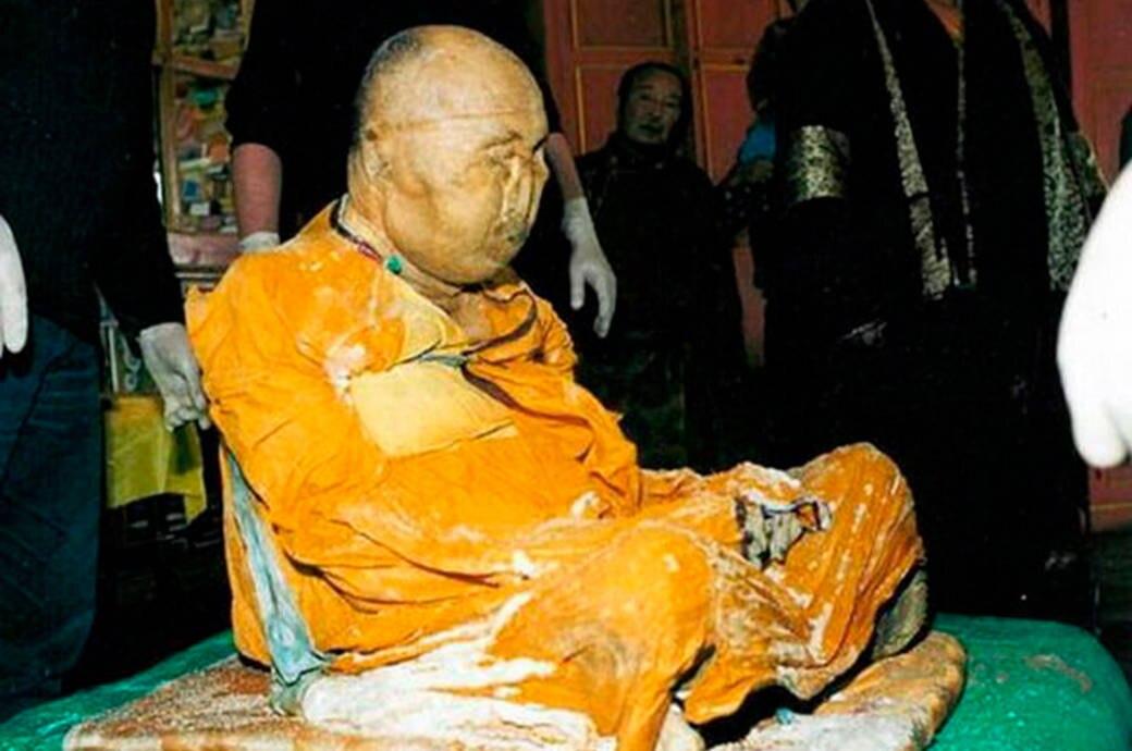 Khambo Lama Itigilov