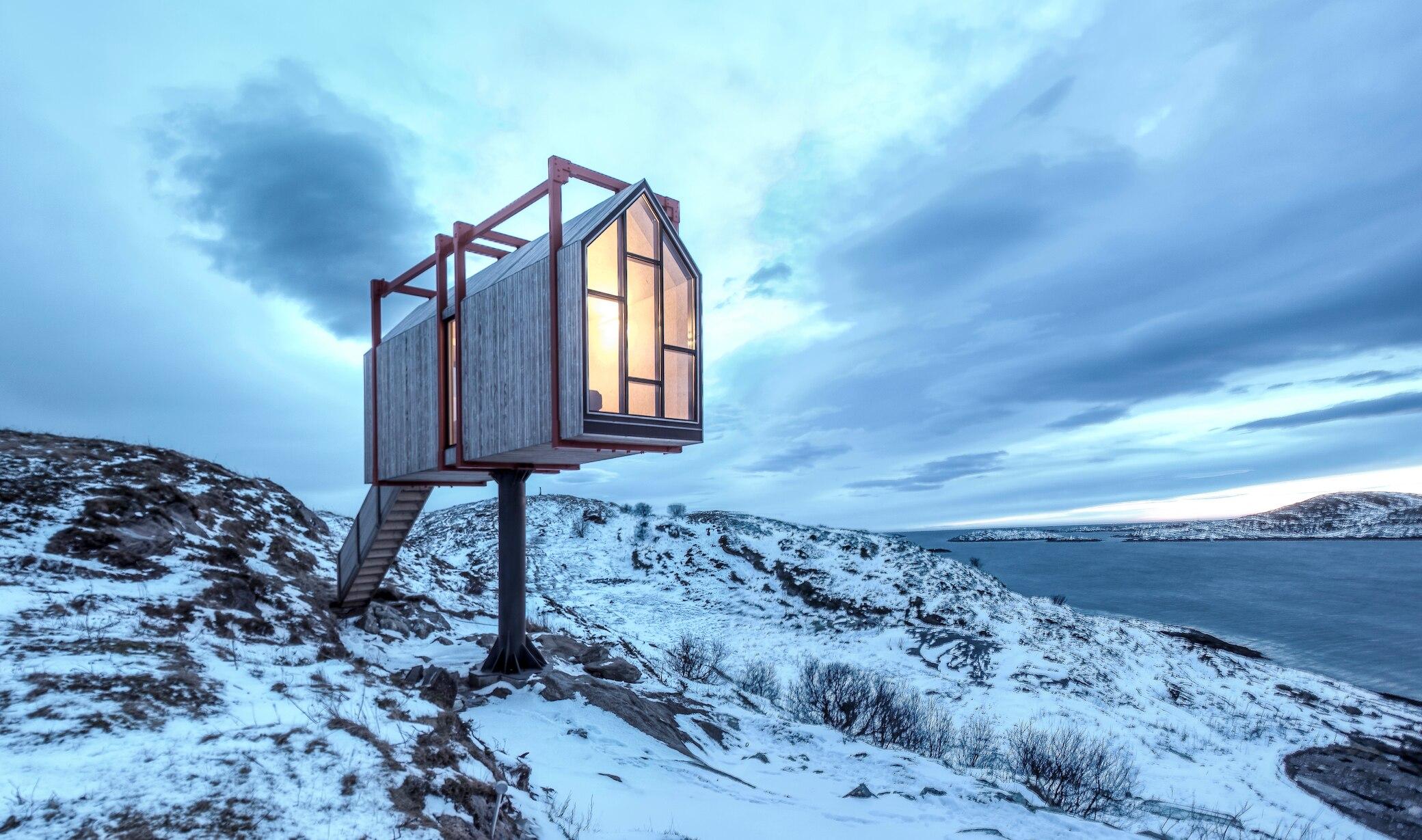 Fleinv 230 R Inseln Design H 252 Tten In Norwegen Mit