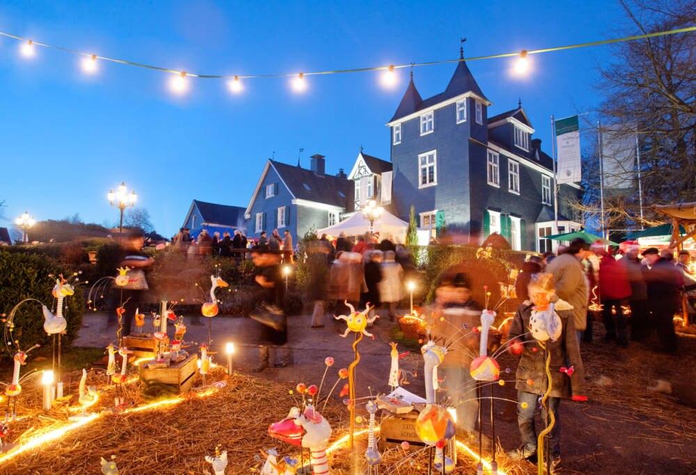 gemütliche Weihnachtsmärkte