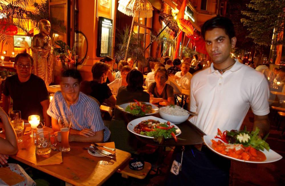 Indisches Restaurant Oranienburger Straße