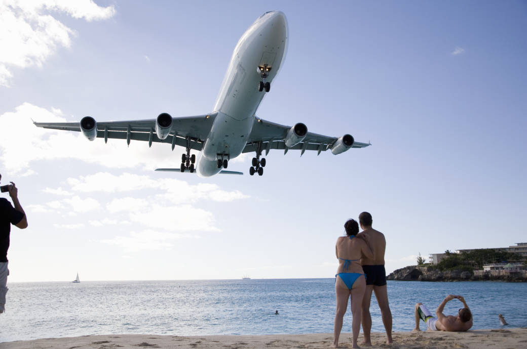 Mysterium Bordtoilette: Das passiert mit dem, was man auf dem Flugzeug-Klo so hinterlässt
