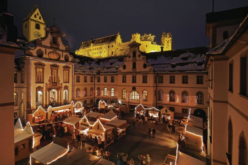 18 besonders gem tliche weihnachtsm rkte in deutschland travelbook. Black Bedroom Furniture Sets. Home Design Ideas