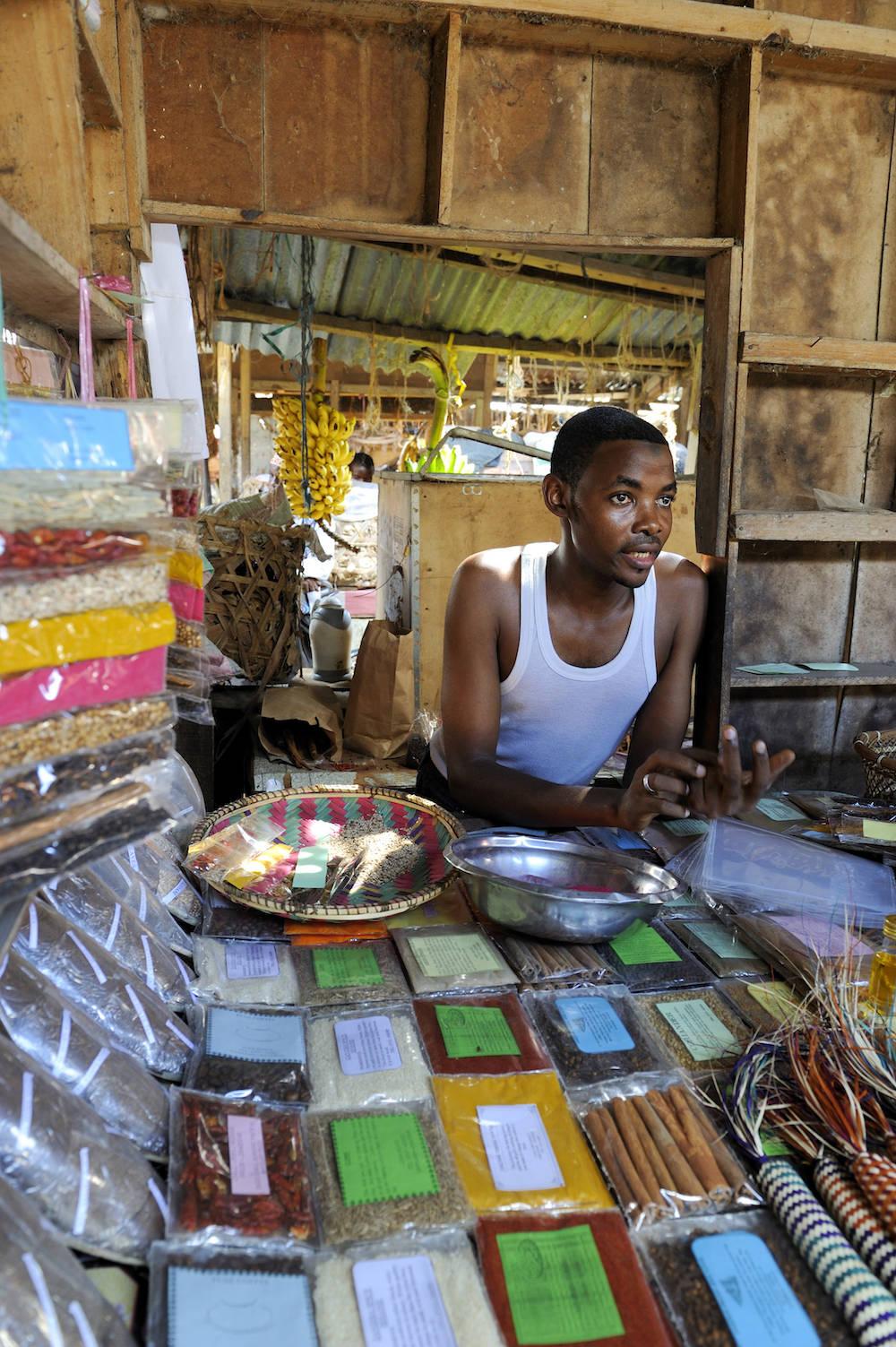 Zimt, Nelken, Chili, Kardamom: Sansibar ist berühmt für seine Gewürze