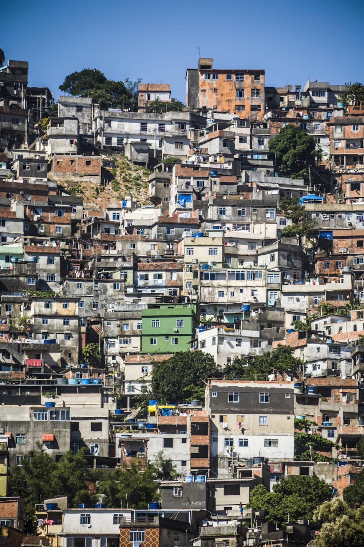 Rocinha, Favela, Rio de Janeiro