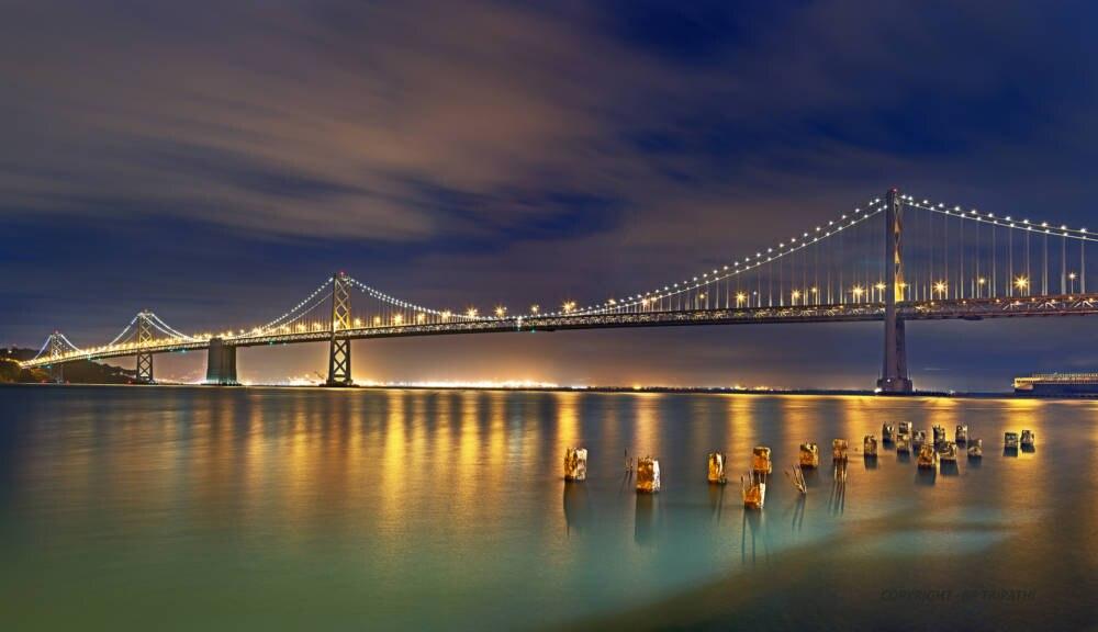Brücken der Superlative San Francisco
