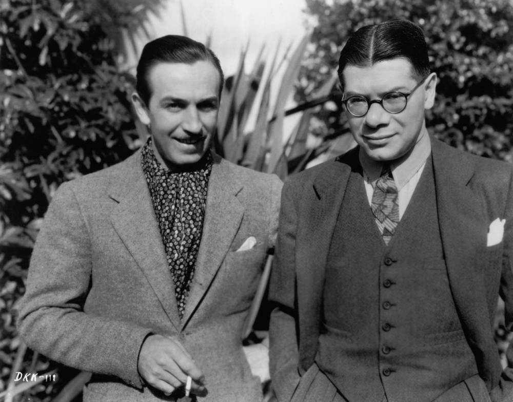 Walt Disney Finger Zigarette
