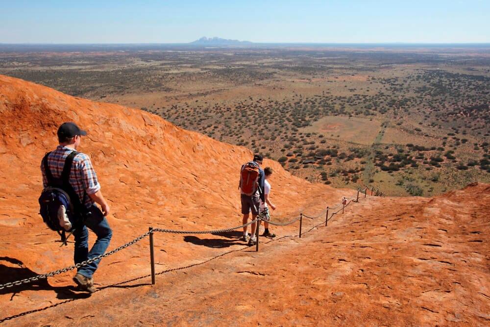 Ayers Rock, Northern Territory, Australien