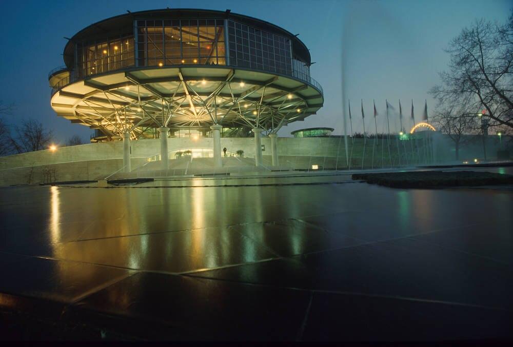 Hier findet die CeBit statt – die weltweit größte Messe für Informationstechnik