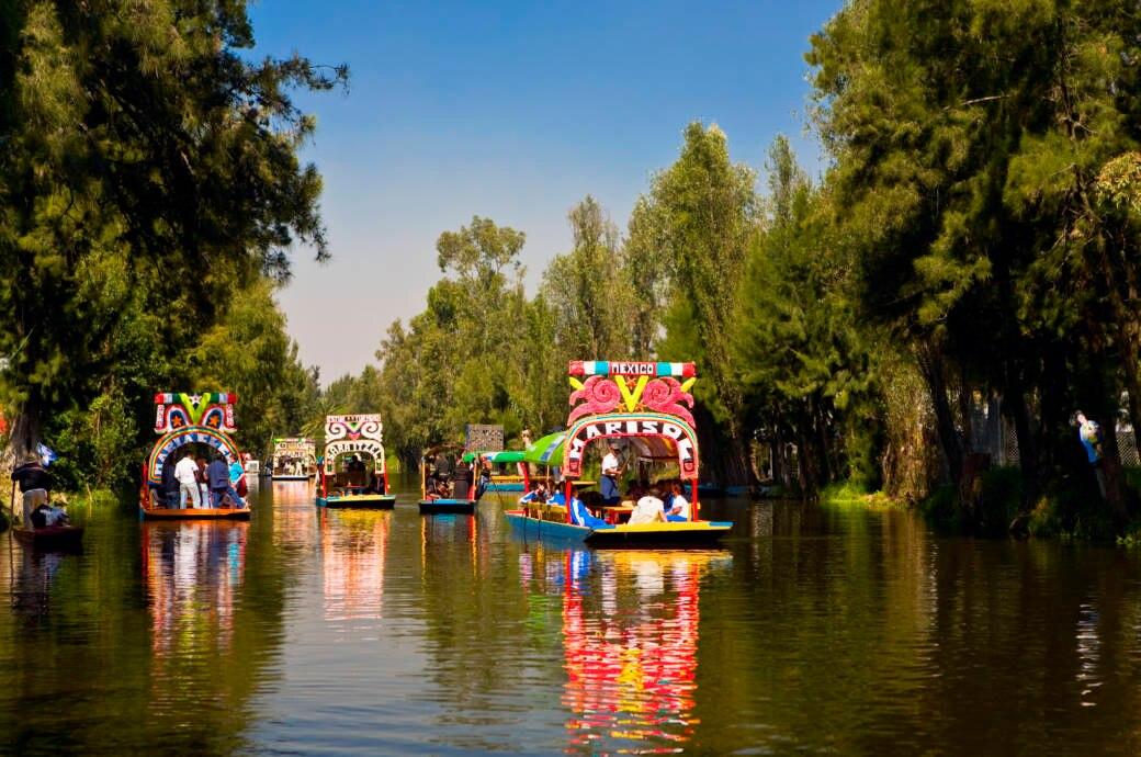 Xochimilco, Mexiko-Stadt, Mexiko