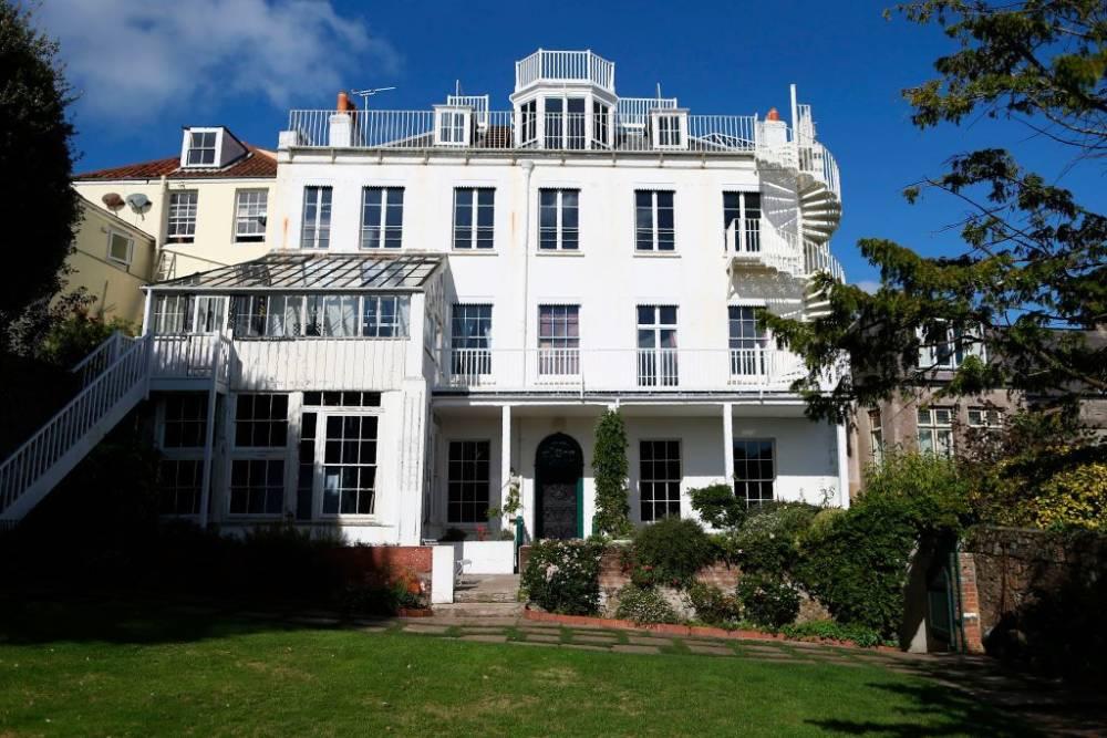 Im Hauteville House auf Guernsey wohnte einst der Schriftsteller Victor Hugo - heute ist das Gebäude eine beliebte Touristenattraktion.