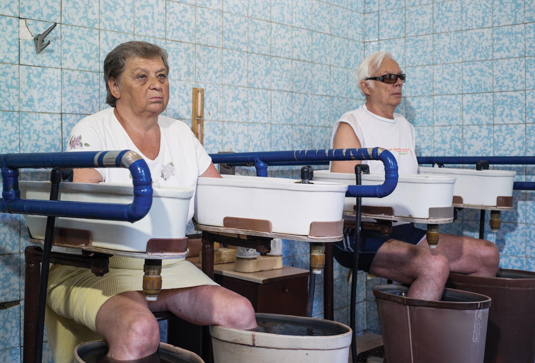 maryam omidi so sieht wellness heute noch in russland aus travelbook. Black Bedroom Furniture Sets. Home Design Ideas