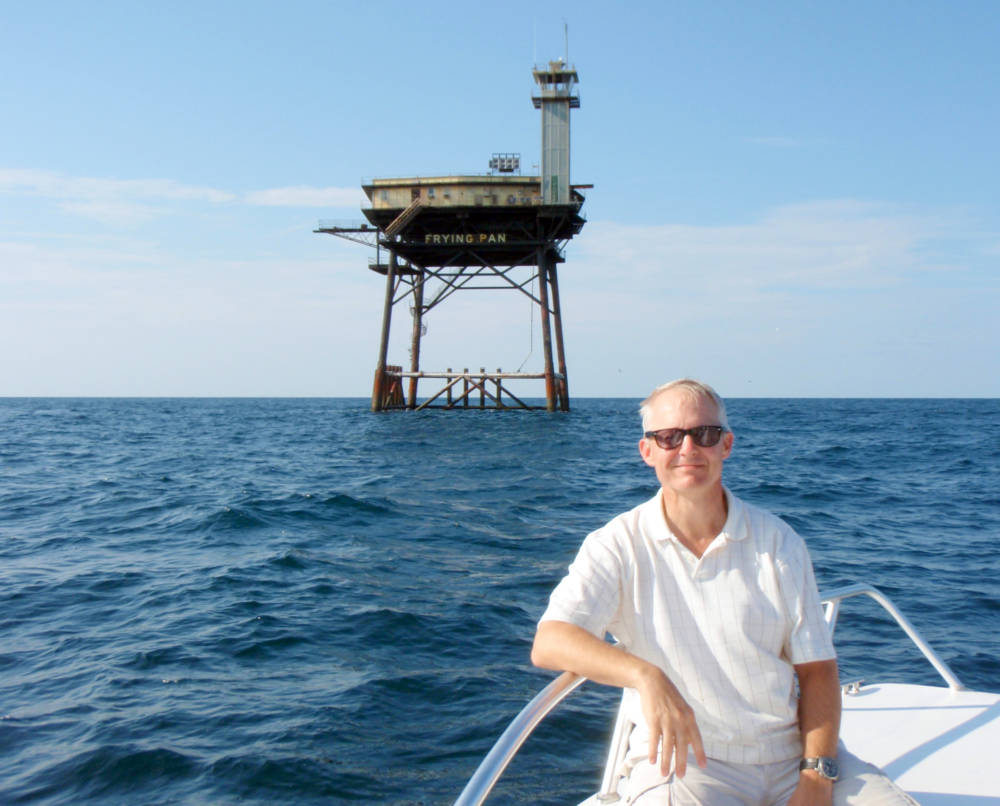 Richard Neil, Frying Pan Tower