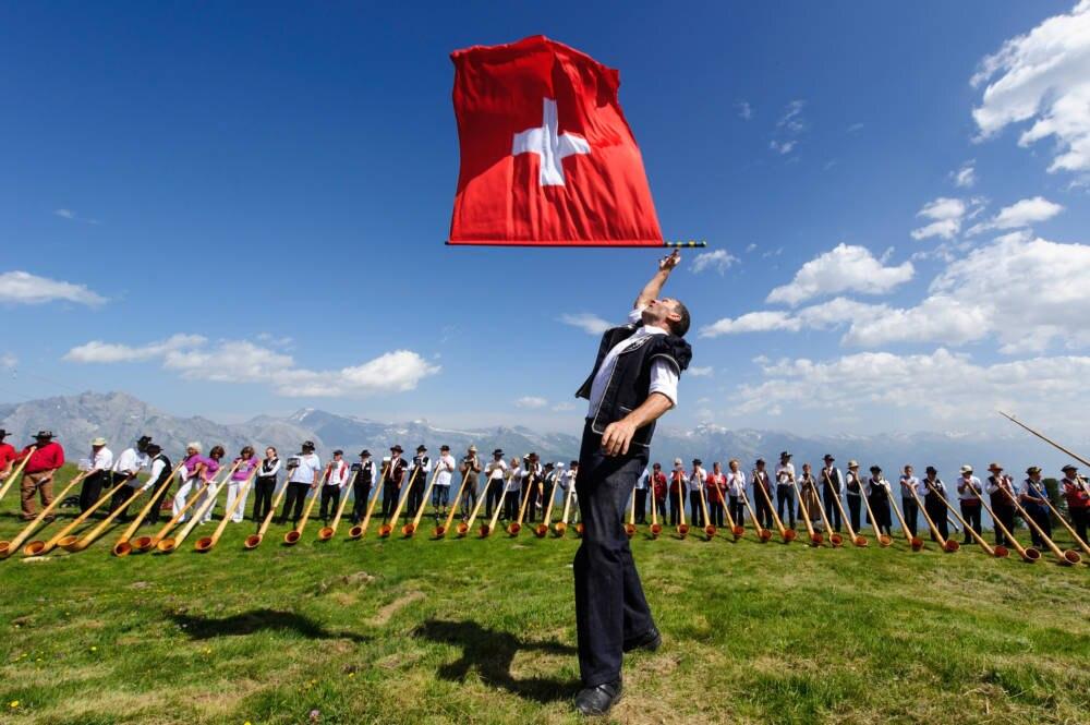 Die Gesetze der Schweiz sind sogar noch strenger als in Deutschland.