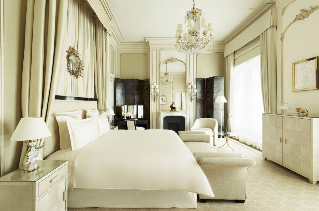 Coco Chanel, Suite, Bett, Ritz, Paris