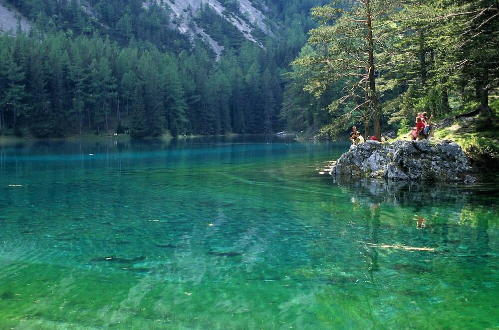 Grüner See, Steiermark