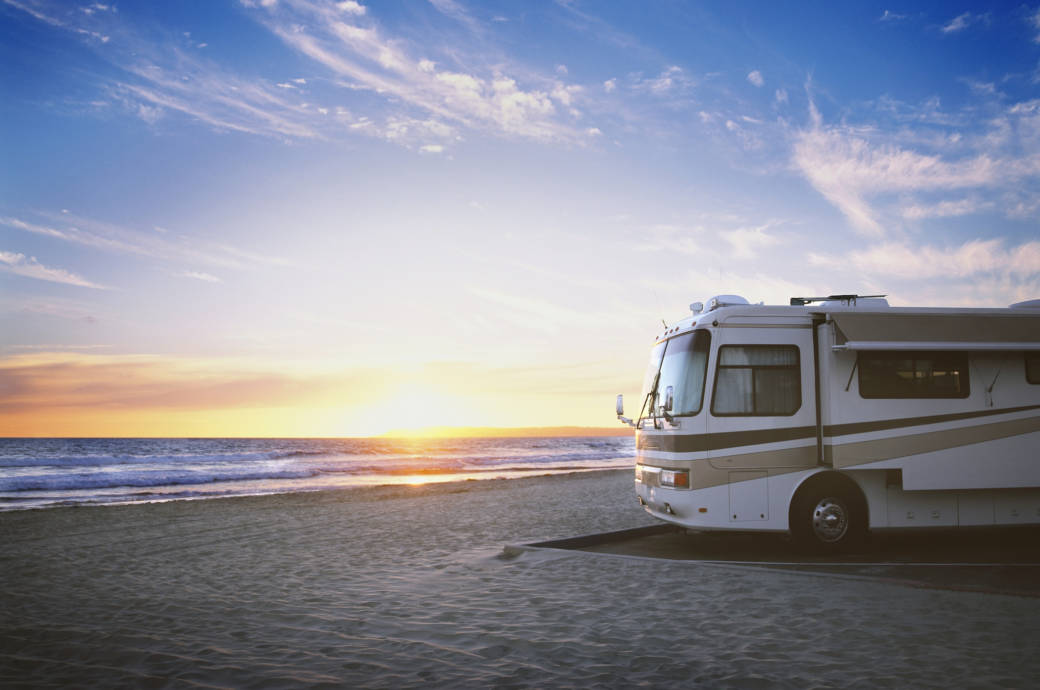 Mit dem Wohnmobil zu verreisen, bedeutet Freiheit und Abenteuer pur