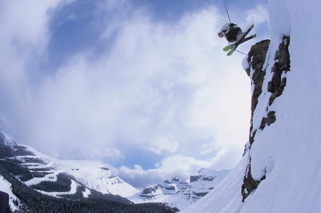 """""""Delirium Dive"""" liegt im kanadischen Skigebiet Sunshine Village"""