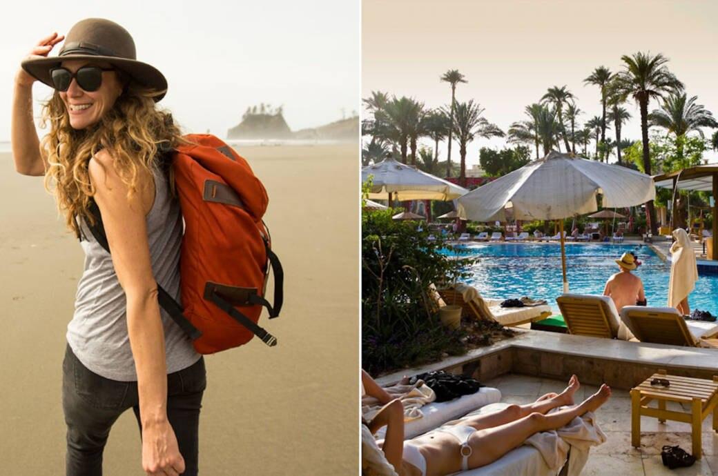 Manche Reisende wollen lieber komplett flexibel sein und selbst planen, andere bevorzugen für ihren Urlaub ein Komplettpaket