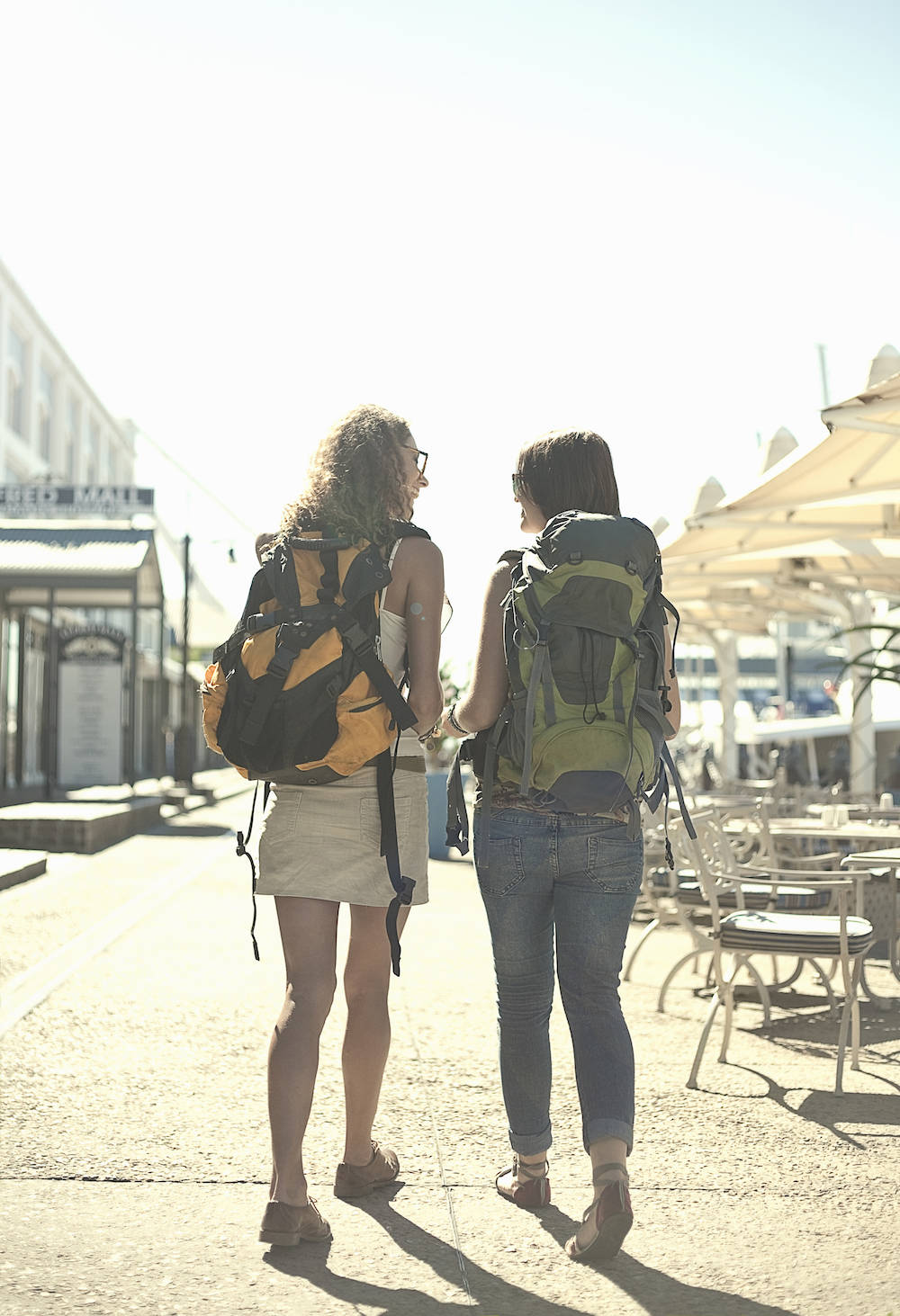 Das Reiseziel mit einem Local zu erkunden, bringt viel mehr Spaß als bloßes Sightseeing