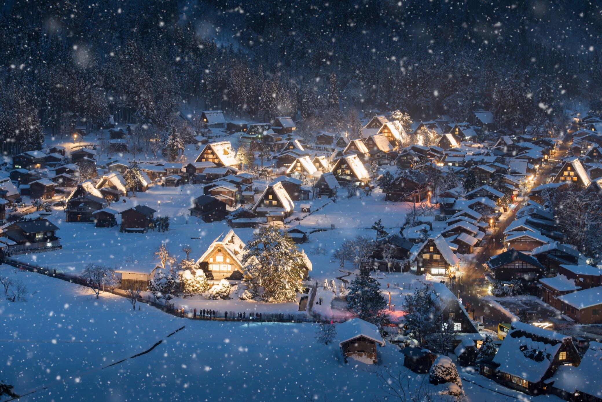 24 Orte Auf Der Welt Die Mit Schnee Viel Sch 246 Ner Aussehen