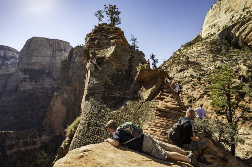 Klettersteig Usa : China vietnam usa: die 8 gefährlichsten wanderwege der welt