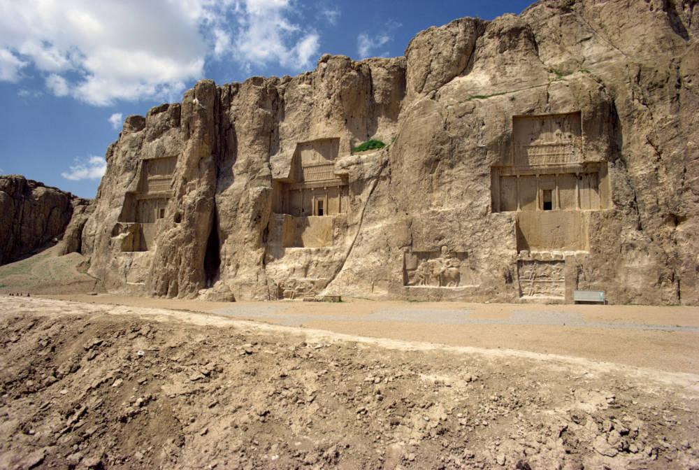 Naqsch-e Rostam im Iran