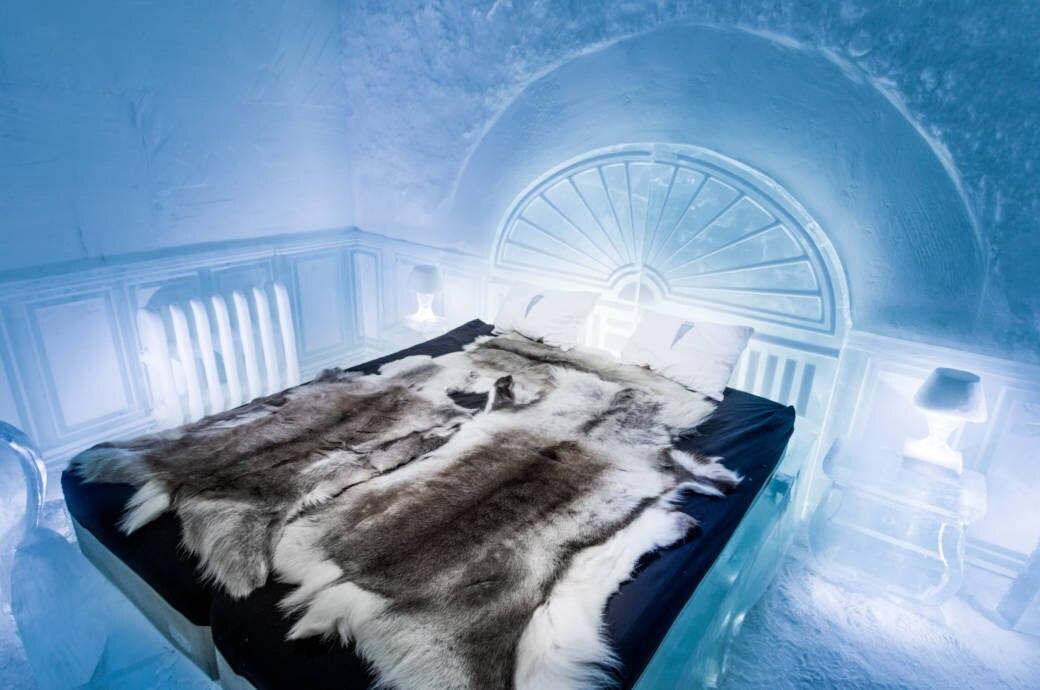 Icehotel 365 in Schweden: In diesem Hotel ist immer Winter | TRAVELBOOK