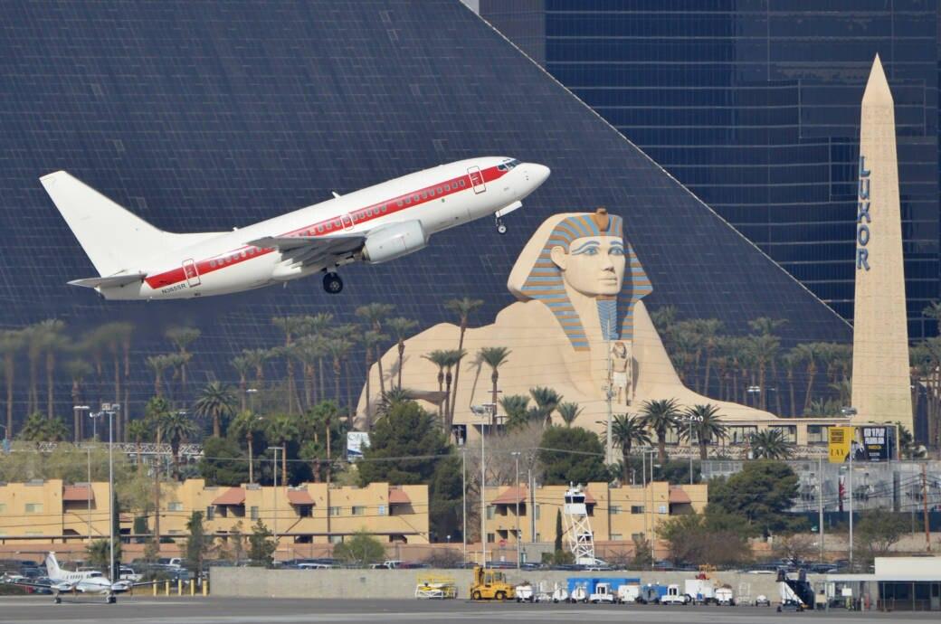 Janet Airline Las Vegas