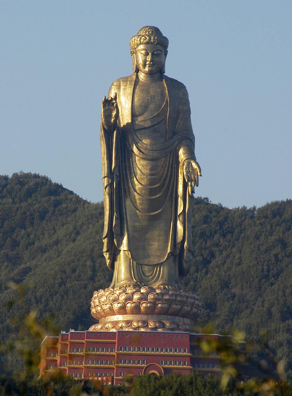 Zhongyuan-Buddha in China