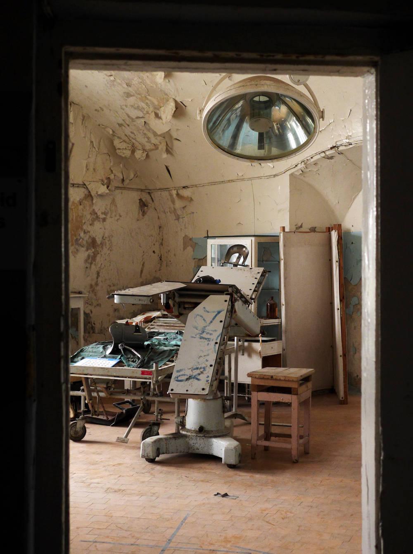 patarei estlands verlassenes gef ngnis des schreckens. Black Bedroom Furniture Sets. Home Design Ideas