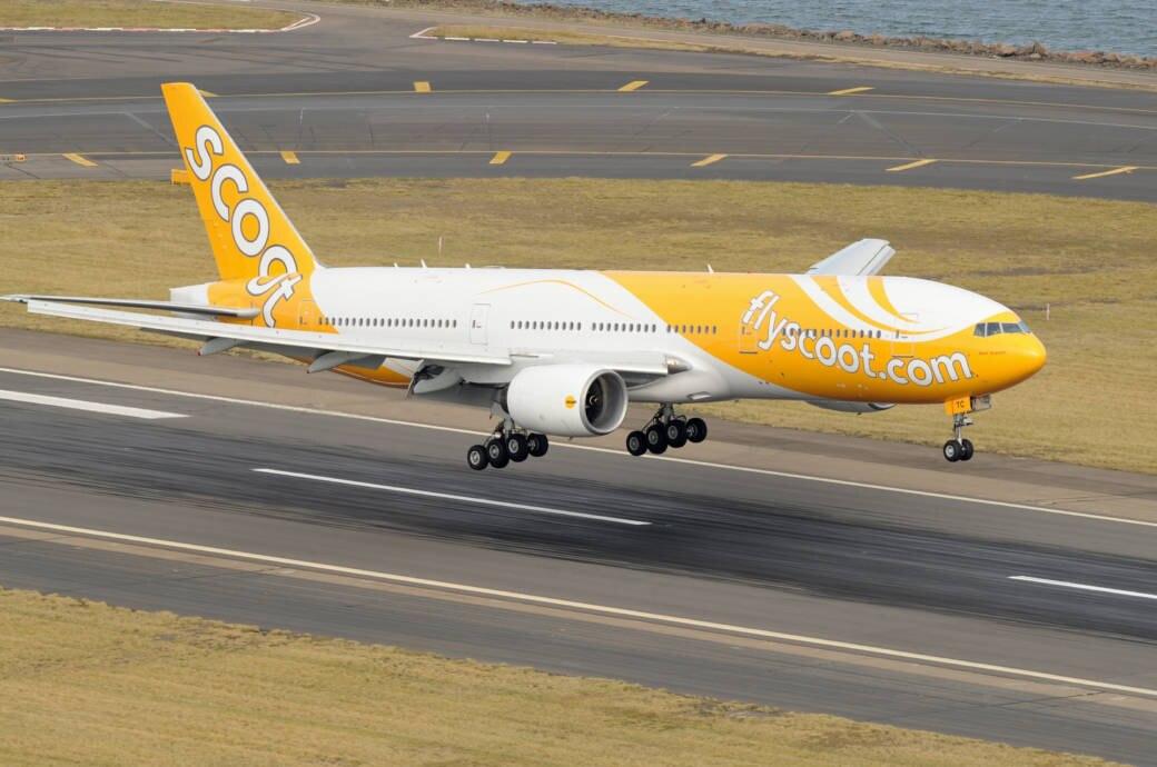Scoot Fluggesellschaft