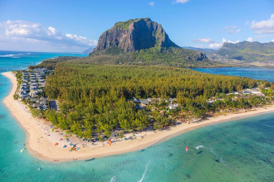 Mauritius, Le Morne Brabant