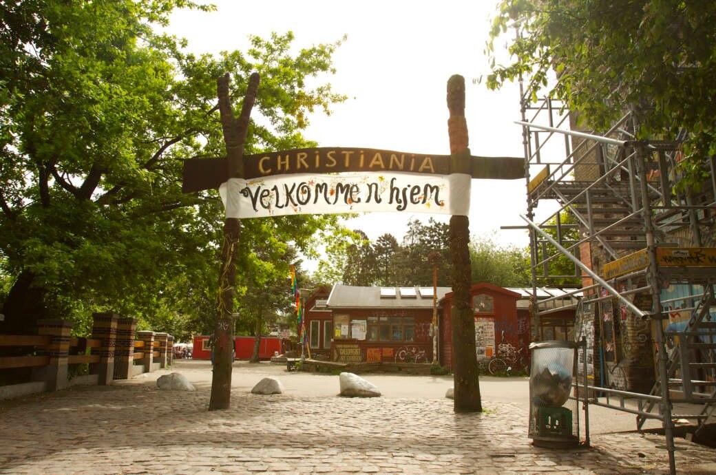 Freistadt Christiania