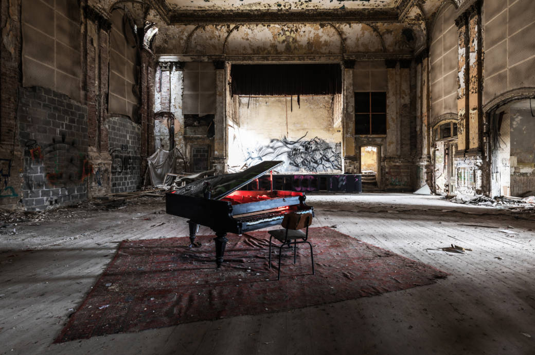 Lost Places, Berlin