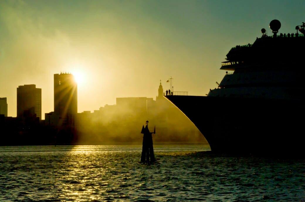 Kreuzfahrtschiff, Miami