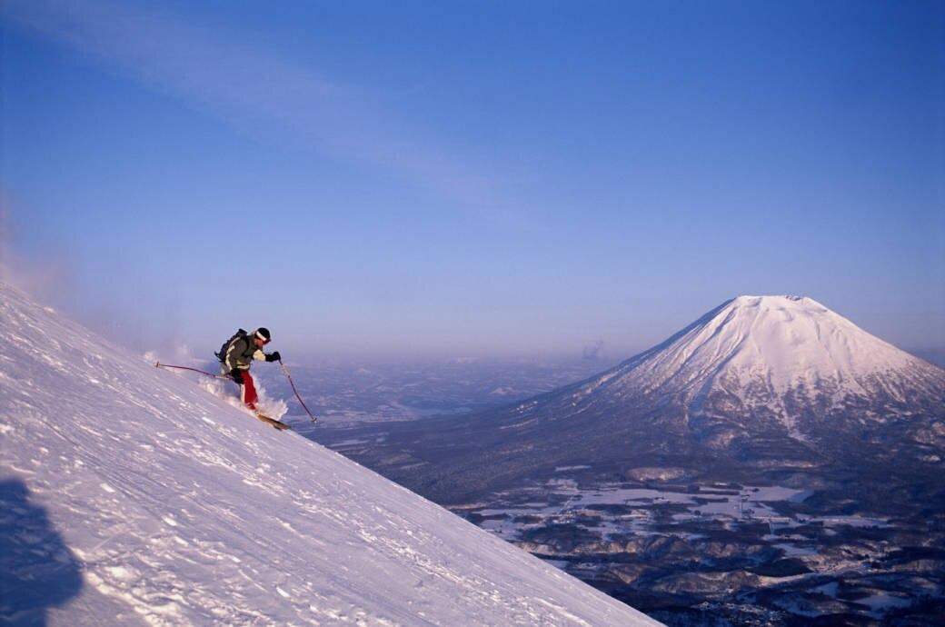 Skigebiet Niseko